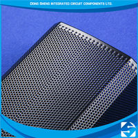 Cheap Promotional Etching 5.1 Subwoofer Speaker Grille