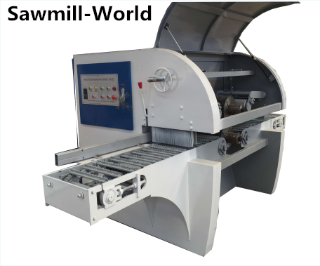 Multi Blade Rip Saw Machine Wood Saw Mills