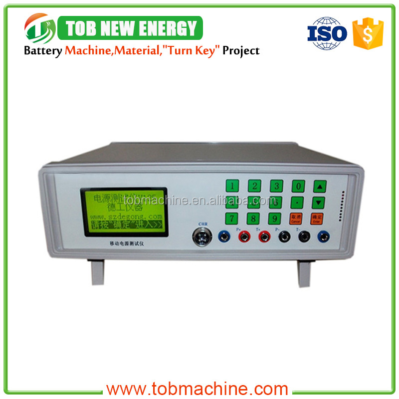 Mobile Power bank tester /test voltage current capacity
