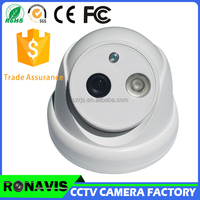 Multifunctional 2.0Megapixel night vision 1080p mini security dome cctv camera system for outdoor