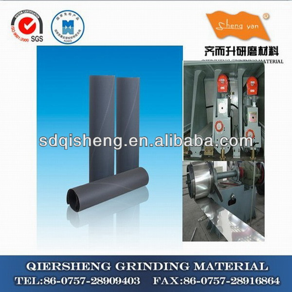 Shengyan 3Q Silicon Carbide coated abrasive cloth