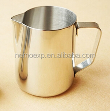 Stainless steel Milk/Espresso/Frothing Jug