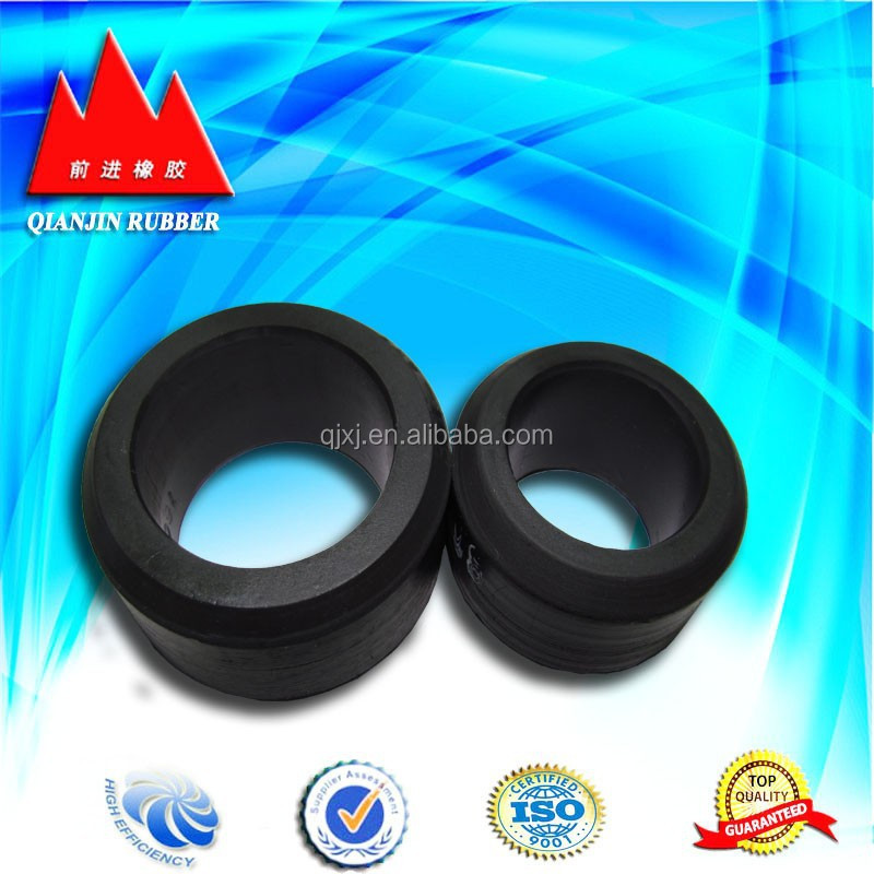 High temperature resistant packer rubber tube