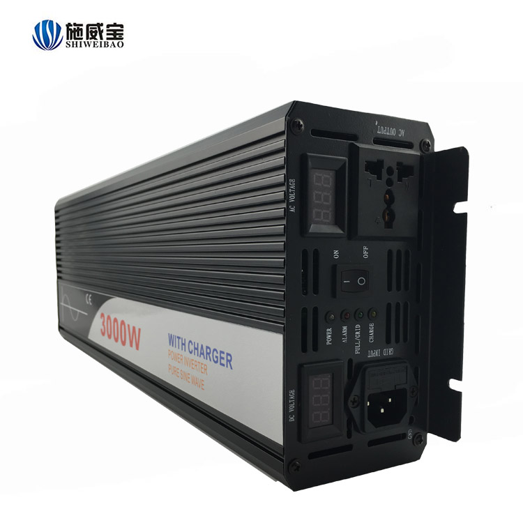 Swipower Brand Multi-Function 3000w UPS Inverter Charger