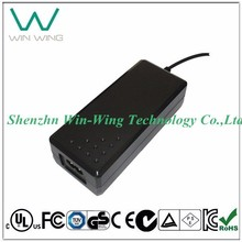 Table Top AC Adaptor 20V 3.25A 65W for LED LCD CCTV Devices