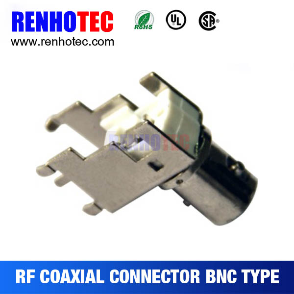 Best Buy BNC Connector Straight Bulkhead Female for Edge Mount