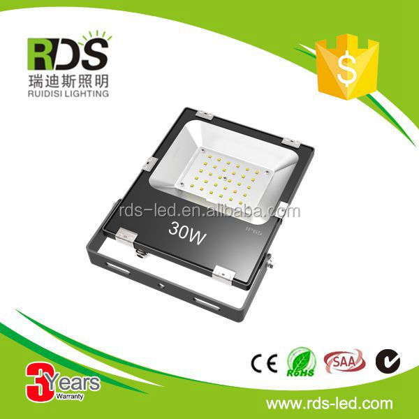 Factory price outdoor solar 3300lm external led flood lights