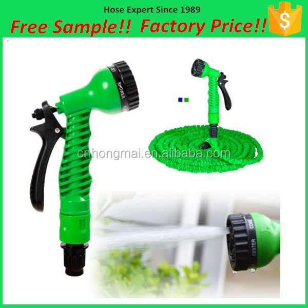 New inventions china Manual Water Hose Reel with spray nozzles for water pipe