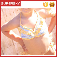 H-657-01 2016 hot sex women sexy bikini girls beach underwear dance micro bikini oily beach