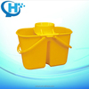 15L plastic cleaning bucket
