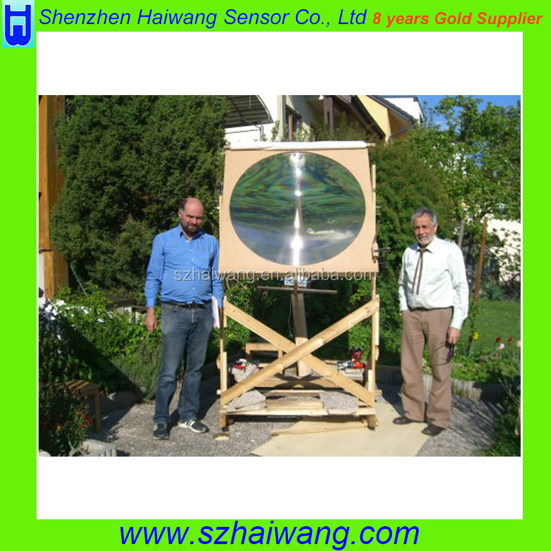 High Focus/Magnification 1000mm Solar Energy Fresnel Lens