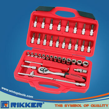 38PCS 1/4''DR.SOCKET WRENCH SET