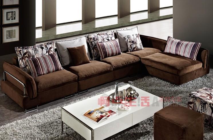 Cor profunda sof s promational 2014 baratos sof s modernos for Sofas modernos baratos