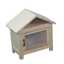 Pet Cages, Carriers & Houses Type and Eco-Friendly Feature antique garden decor wood bird cage