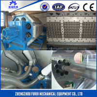 High performance waste paper recycle egg tray machine/used paper egg tray making machine