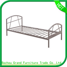 Cheap Adult Metal Single Bed for bedroom