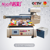 Nuocai A1 Customize Roll & Sheet UV Ink Flatbed Printer