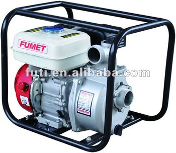 GASOLINE ENGINE CENTRIFUGAL PUMP