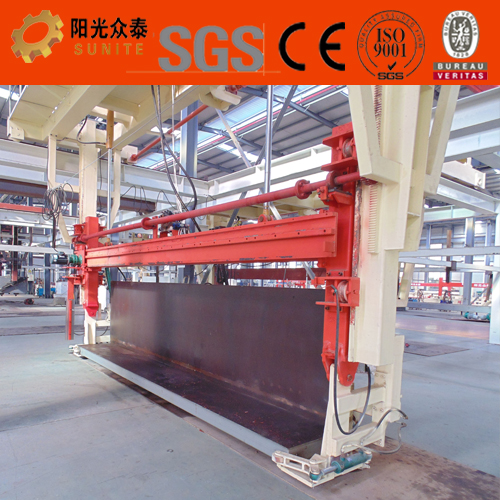 Construction using Concrete Block Mould of AAC Block Production Line