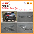 new tail light/lamp cover Auto accessories lamp cover rear light cover for fortuner 2015 2016