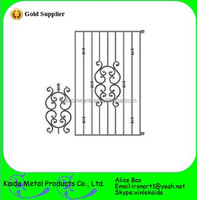 ornamental cast iron window and door grill modern iron grill design
