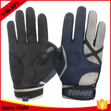 Genuine leather goat skin cheap fastpitch softball gloves