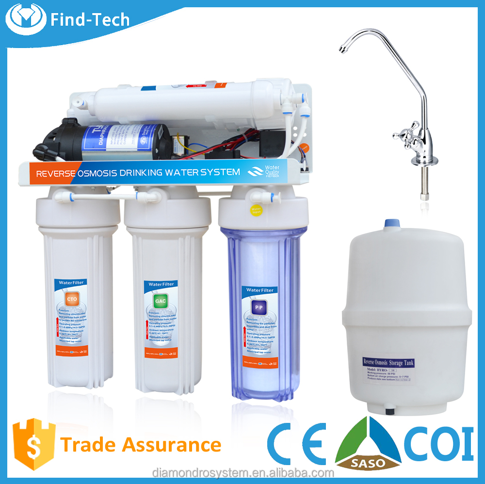 Promotion price 5 stage industrial ro system,filter water ro water purifier