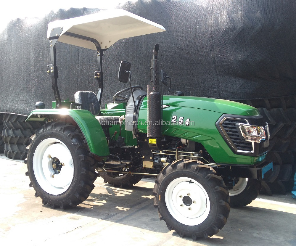20HP 4WD 204 WHEELED farmtrac tractor