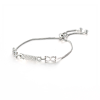 Manufacturer sale attractive style unique hand chain bracelet ring