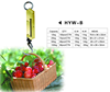 Pocket Balance Digital Weight Fishing Scale/Hanging Hook Scale/Luggage Scale Capacity 12KG-100KG