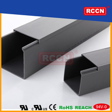 Solid wiring duct, cable trunking, UL, CE, ROHS, REACH, 94V0