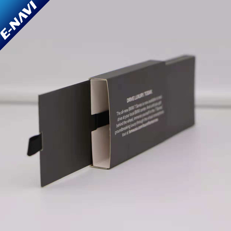 ENAVI Advertising Video Greeting Card Custom LCD Video Brochure Card