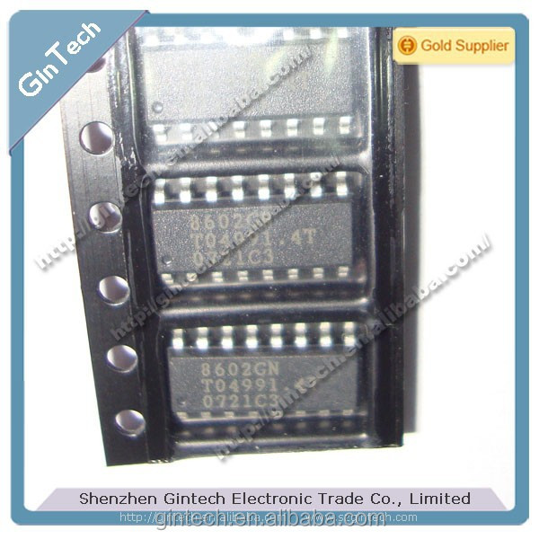 Charge intergrated circuit (IC) 8602CN OZOZ8602GN SOP16