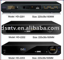 FTA HD dvb-S2 8PSK satellite receiver set top box