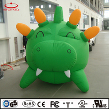 inflatable animal, inflatable decoration cartoon, inflatable wild boar