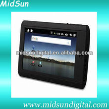 "2013 Hot Selling 5 "" tablet pc 3g sim card slot with mobile phone and GPS Bluetooth Two Cameras"