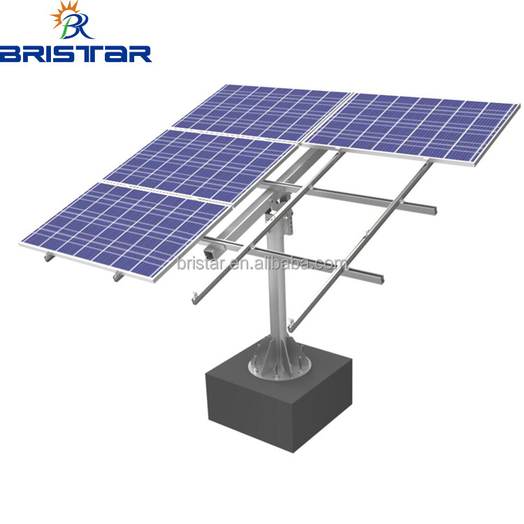 Support Structure Solar Panel Stand For Solar Panel Mounting System