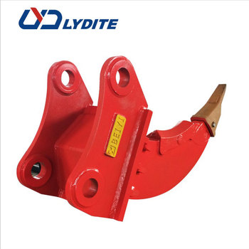China Manufacture LYD hitachi excavator ripper machine ground ripper for excavator on sale