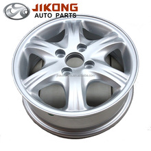 Chinese car parts manufacturer supply geely aluminum alloy wheel rim