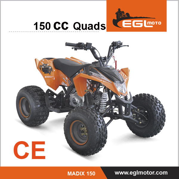 150cc Manual Clutch Sport Atv
