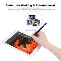 Universal active capacitive stylus and touch pen for samsung tablet and mobile touch screen