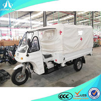 Three Wheel Tricycle for Ambulance