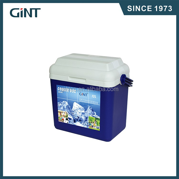 8L Plastic cooler box picnic/camping/hiking box /daily thermal box to keep cold and warm.