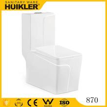 Hot selling popular models claytan toilet, complete close coupled toilet set
