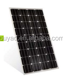 Grade A Solar panel Monocrystalline 150W with competitive cost