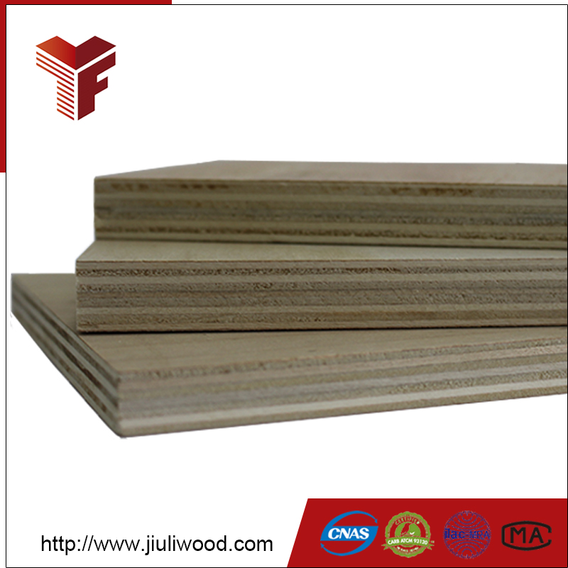 China manufacturer 23mm commercial plywood made in