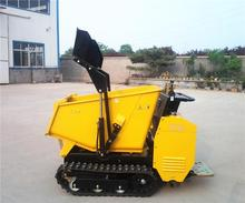 Garden transporter crawler mini dumper price