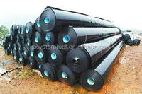 rubber water stop barrier used in roofs basement swimming pool