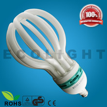 New! Hangzhou CFL E27 105W lotus SKD Energy saving lamp with CE and ROHS