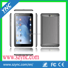Android 7'' Tablet pc built in 2G/3G/4g Phone Calling with android6.0 MTK8321 quad core